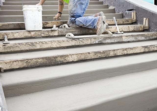 Wylewki schodów